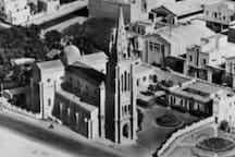 Eglise Saint Marguerite Roches Noires 1929