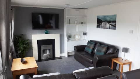 Cosy Country Retreat close to Falkirk & Stirling