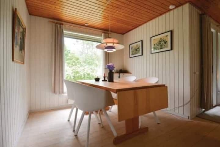 Ebeltoft' hyggeligste sommerhus