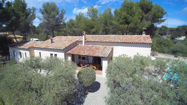 Family summer house - Sainte Anne du Castellet