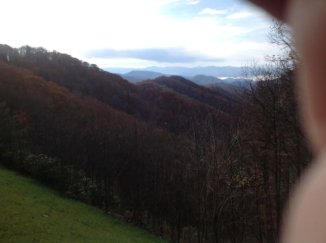 Experience The Great Smokey Mountains in luxury