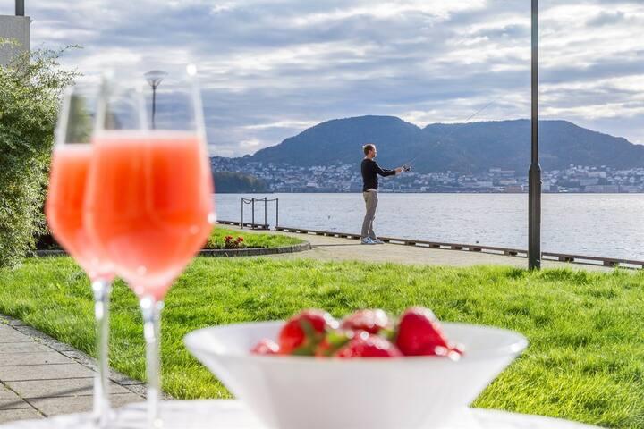 Bergen - Bergen - Appartement