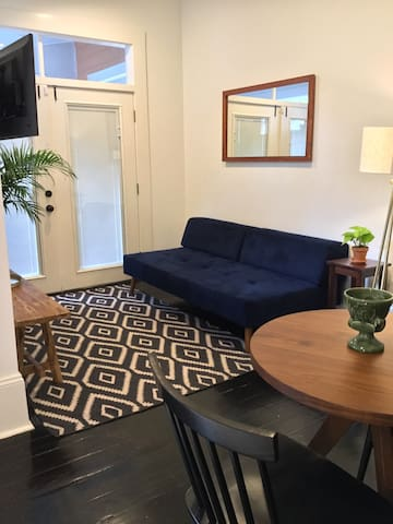Tranquil Treme Guest House - min to French Quarter - New Orleans - Apartemen