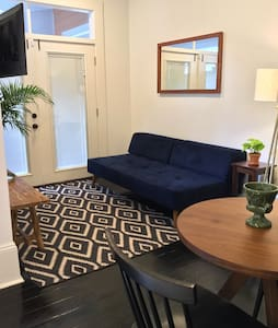 Tranquil Treme Guest House - min to French Quarter - New Orleans - Apartment