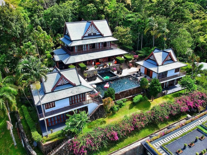 Villa NakaWanna - Kamala Phuket Thailand