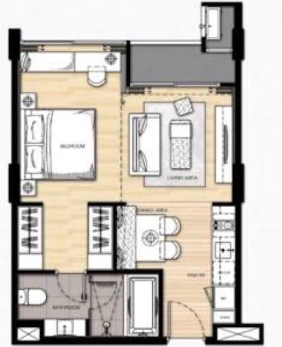 LIV 49 condominium