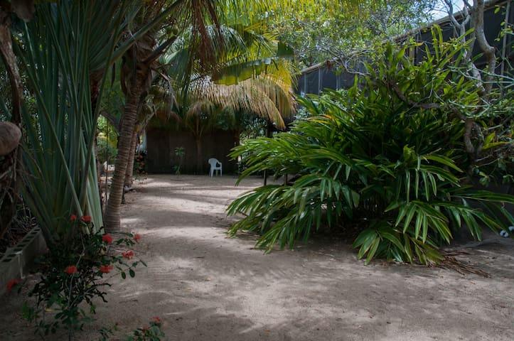 Allys Guesthouse Belize 1bd studio - 普拉圣西亞(Placencia)