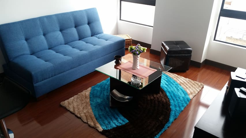 Amazing, Comfortable & Cozy Apartment in Bogotá