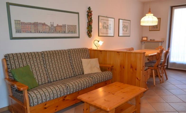 apartment for 3 persons near Fiera di Primiero - Cicona - Lägenhet