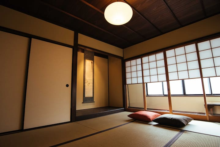 Kyoto Traditional House【Kotone Inn 小都音】Room 2
