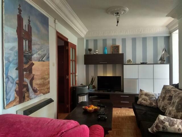 Habitación silenciosa + desayuno en Art-Home