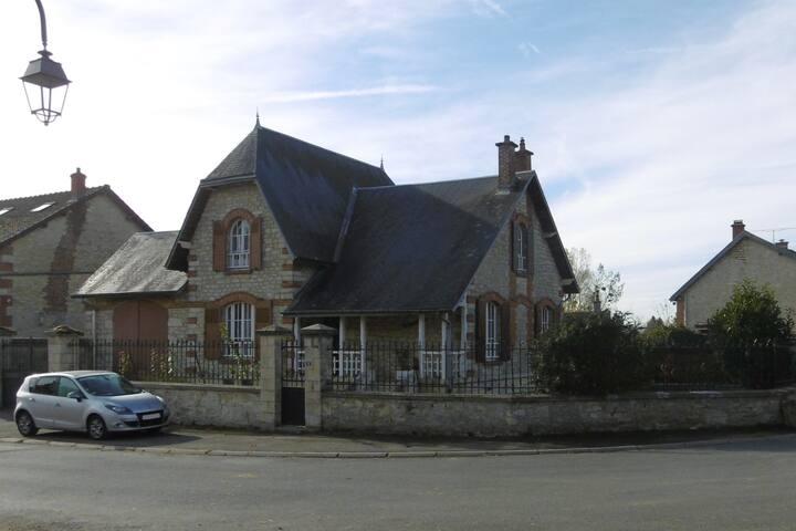 Logement familial dénommé 'La Guillaumière'