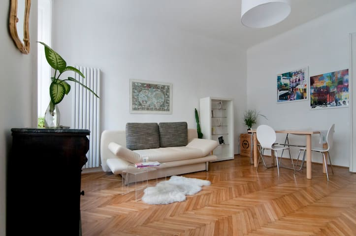 Cozy apartment - quiet and central - Wien - Wohnung