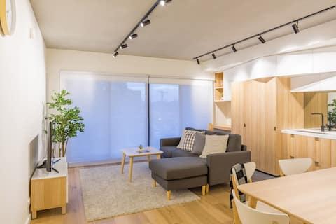 Modern & Brand New 2 Bedrooms Unit