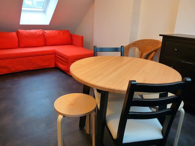 Studio cosy pour visiter Paris et Disney