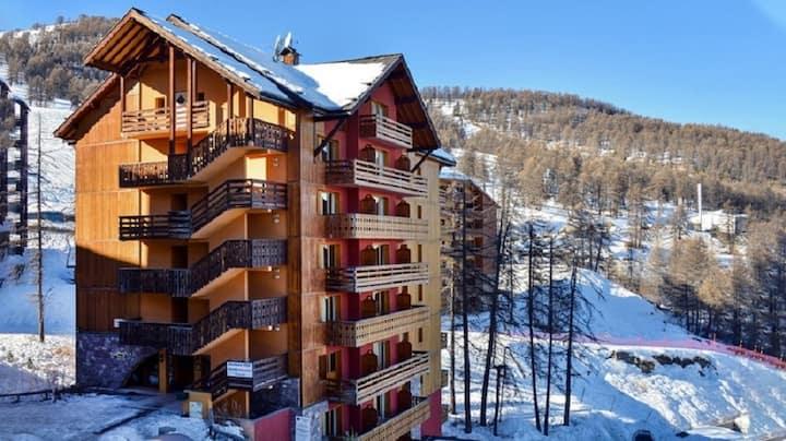 Proche des Pistes + Téléski | Duplex avec Balcon + Local à Ski
