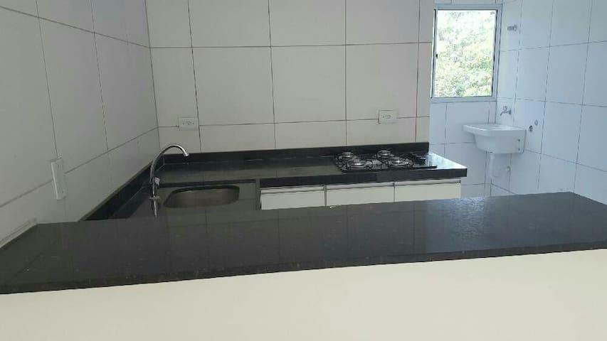 Um Flat em Aldeia-Camaragibe- Pe - Camaragibe - Apartment