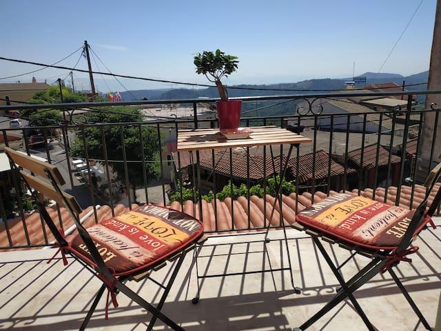 Corfu Pelekas Apartments 2