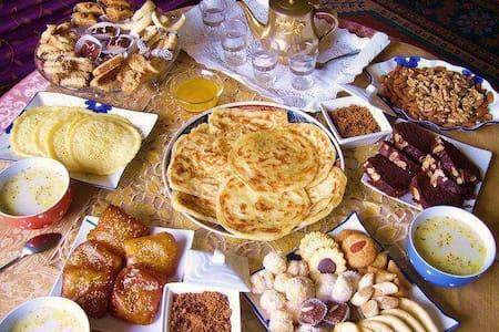 bien venu a kasbah a dar ahlam - agadir - Bed & Breakfast