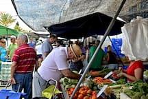 marché de Torrevieja le vendredi