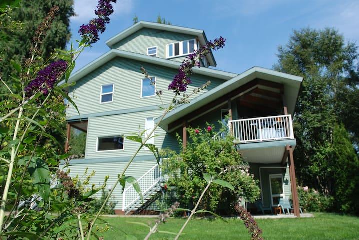 Redfish Creek Guest House.