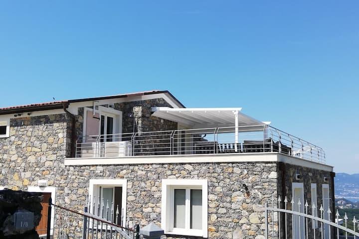 New penthouse - Cinque Terre, Tuscany, Liguria, #4