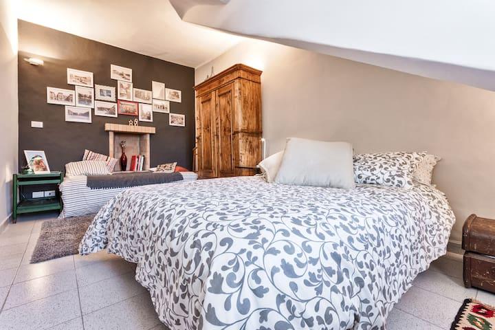 Camera da letto (3 posti)