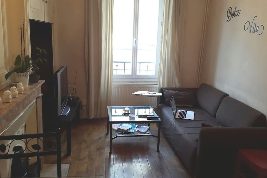Lyon Apartments For Rent