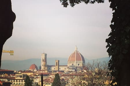 Nature in the heart of Florence