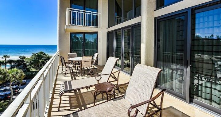 Veranda Beach Club Penthouse Apartment:Weekly Stay
