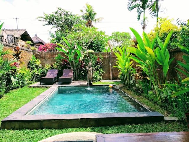 ADI ARI VILLA 2, one bedroom and private pool