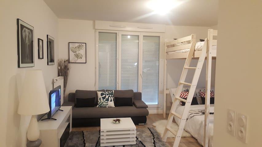 Appartement très récent en Banlieue Parisienne