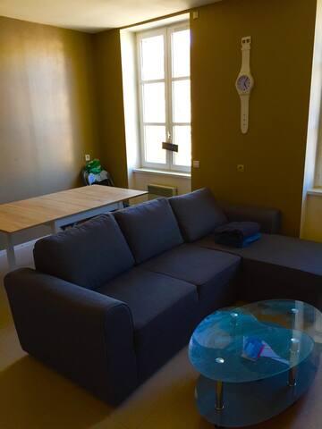 Studio centre-ville Bourg en Bresse