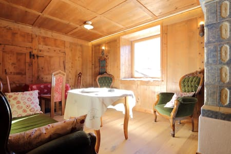Family room for 5 people in Ziano - Ziano di Fiemme - Bed & Breakfast