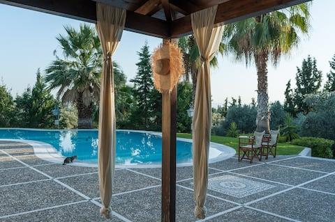 480m² Luxury Villa in N. Evia | Georgiou Residence