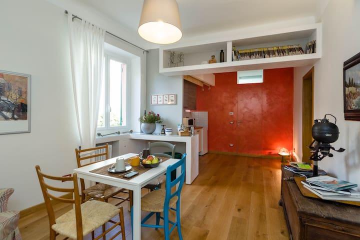 B&B Piume verdi - Appartamento+colazione
