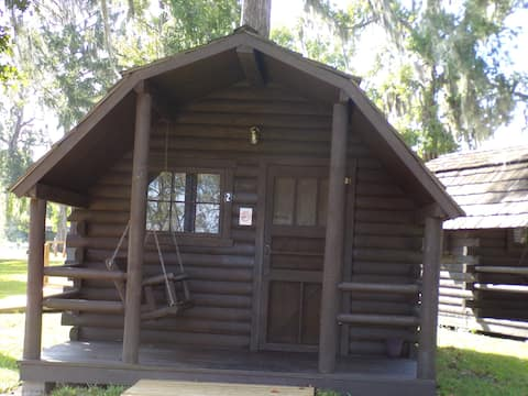 Lake Pan Cabin #2