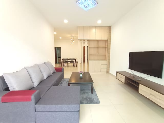 Brinchang apartment (WALK 5MIN TO CACTUS VALLEY)