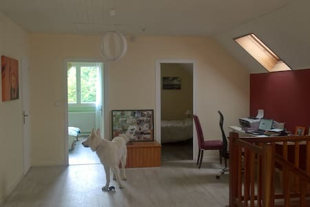 Maison au calme proche de Dijon - Hus