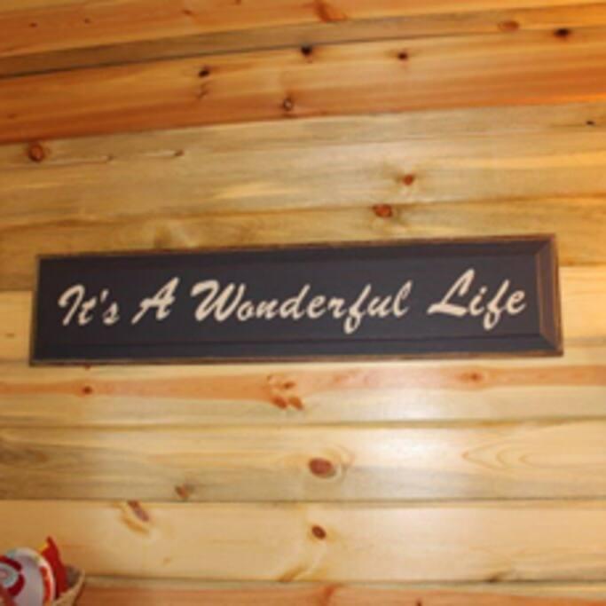 "It truly is ""A Wonderful Life."""
