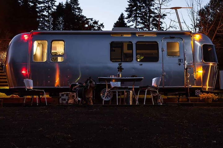 Airstream Land Yacht - Pavliani - Camper/RV