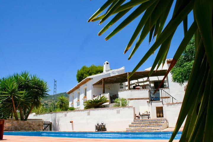 Charming finca with private pool