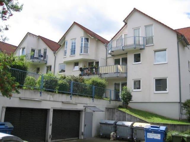 2-Zimmer Wohnung mit Terrasse - Marburg - Apartment