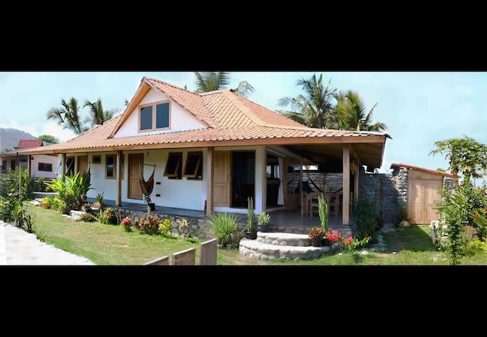 Lakey beach Villa Kembang