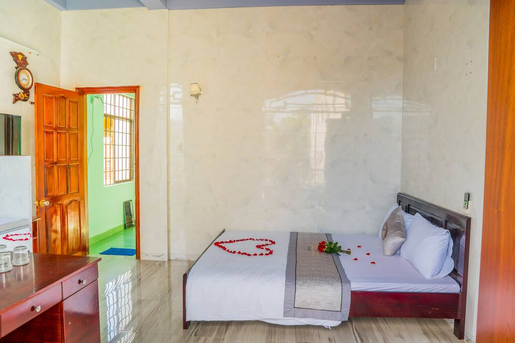 Room with the balcony for you can discover the natural environment