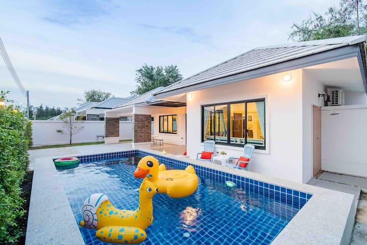 *NEW* The Great House Pool Villa Hun Hin