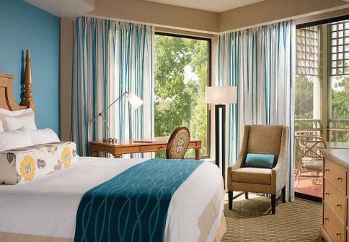 2/2 villa at luxurious Marriott's best price