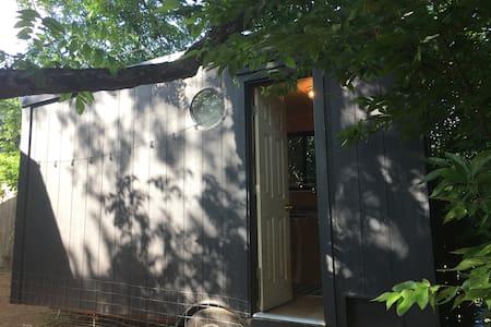 East Austin Birchbox Tiny House