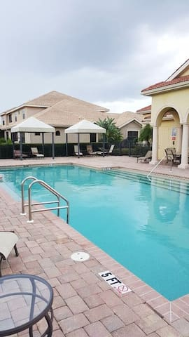 Florida getaway near several beaches - Ellenton - Rumah