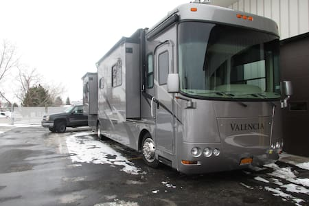 Family-friendly Motor coach - Spencerport - Camping-car/caravane